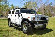 2008 Hummer H2Base Sport Utility 4-Door