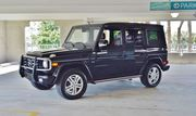 2011 Mercedes-Benz G-Class 4 Door G Wagon SUV