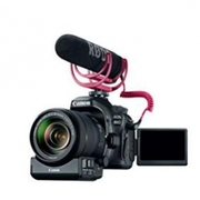 Canon EOS 80D Video Creator Kit with EF-S 18-135mm