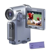 Sony DCRIP7BT MicroMV Digital Camcorder