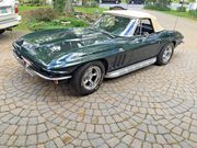 1965 Chevrolet Corvette leather